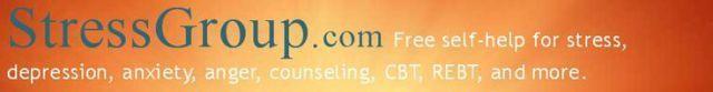 Stress management : Stress management : Free stress help mental health self-help depression anxiety