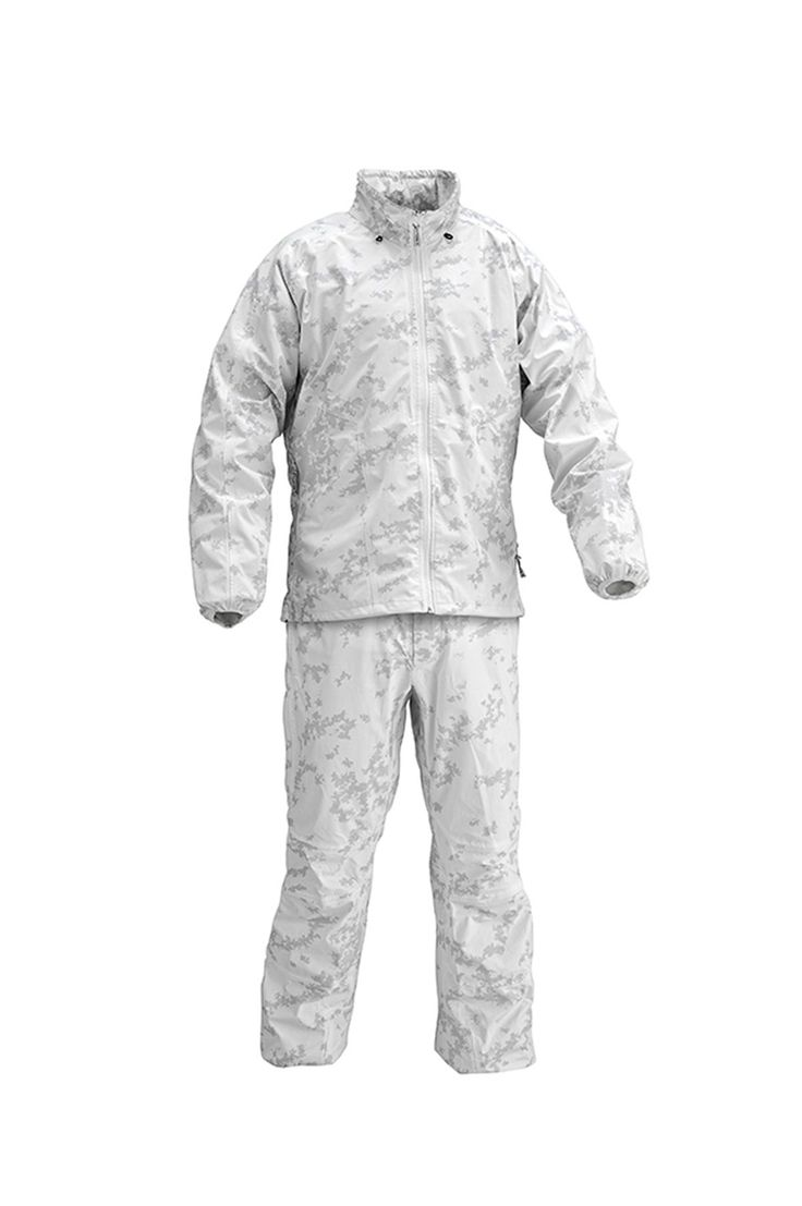 DEFCON 5 over jacket+pants wind+water proof with compression bag