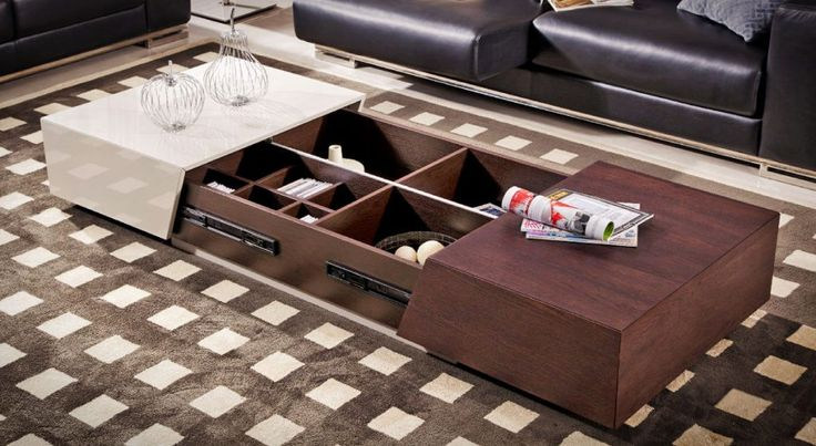 HOME DESIGNING: 50 Unique Coffee Tables That Help You Declutter and Stylise Your Lounge http://www.davincilifestyle.com/home-designing-50-unique-coffee-tables-that-help-you-declutter-and-stylise-your-lounge/    50 Unique Coffee Tables That Help You Declutter and Stylise Your Lounge           Like Architecture & Interior Design? Follow Us…    Every living room has space for a coffee table – and, if you're clever enough, your table can even save you some more.