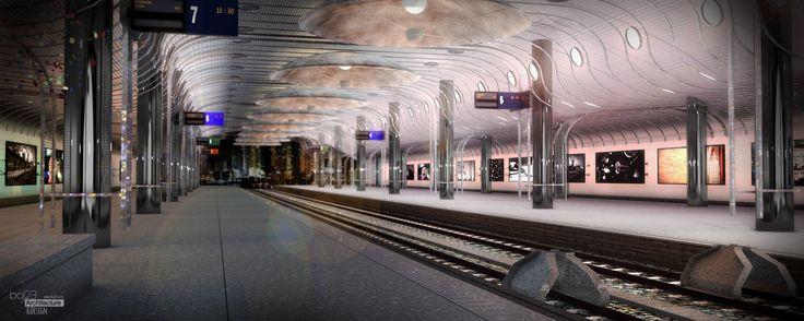 Estación tren 05 Boj23 Architecture and Design