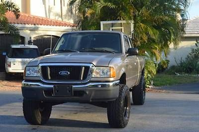 2004 Ford Ranger XLT SuperCab with 5 1/2 inch Fabtech Lift Kit