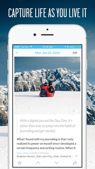 Day One Journal by Bloom Built, LLC