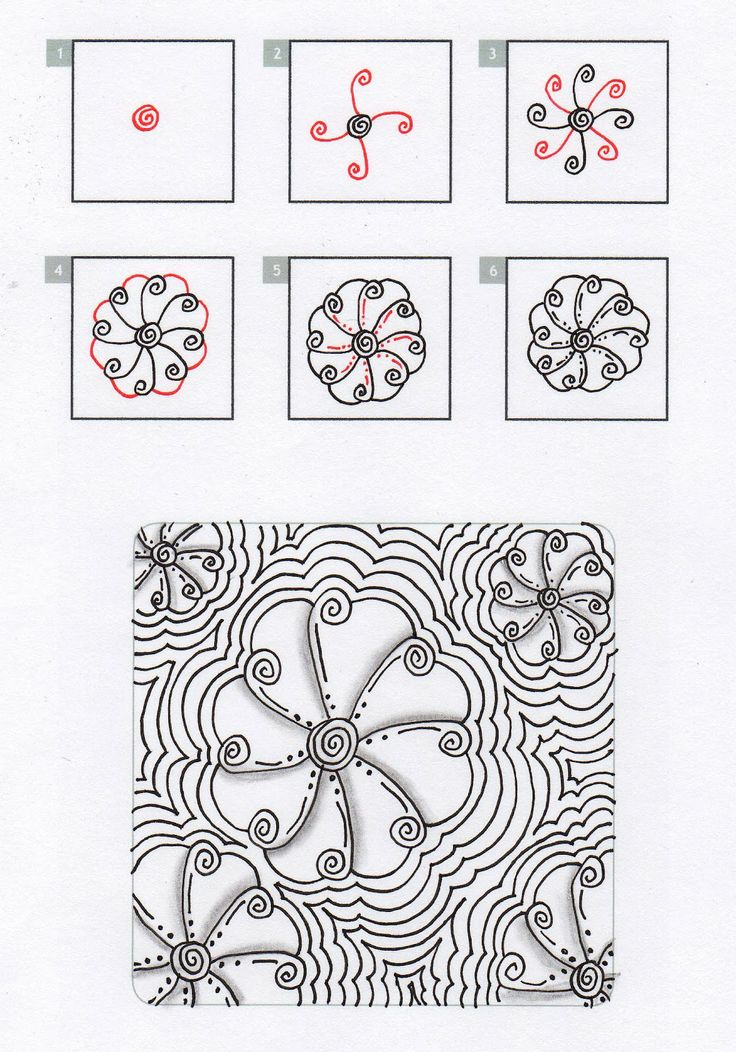 2547 best images about zentangle patterns  ideas on