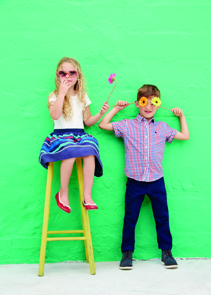 Kit out the kids in these summer looks, dressed for a special evening. #SS14 #kids