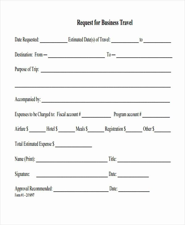 Travel Request Form Template Excel Unique Travel Request Form Template Invoice Template Word Words Word Template