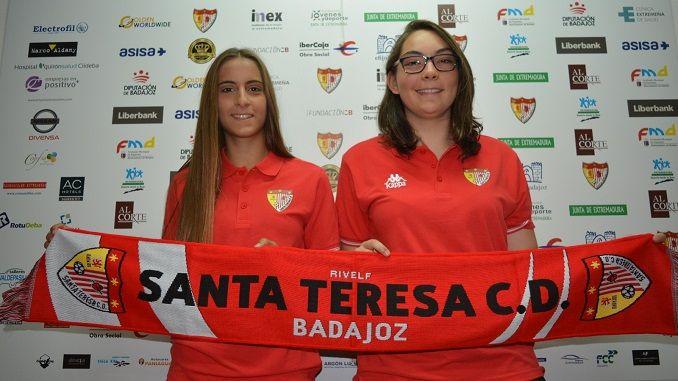 El filial del Santa Teresa Badajoz, que tras una gran temporada en su debut en Segunda División, afrontará una nueva campaña en la categoría de plata del fútbol nacional.