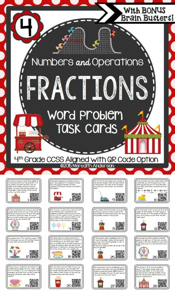 1000 ideas about fraction word problems on pinterest math fractions teaching fractions and. Black Bedroom Furniture Sets. Home Design Ideas