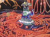 Victorian coral at uchizono gallery