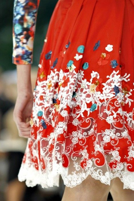 detail: Fashion, Erdem Spring Summe, Style, Details, Spring Summer, 2011 Readytowear, The Dresses, 2011 Ready To Wear, Summer 2011