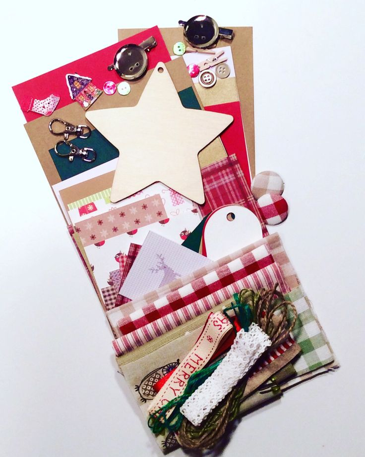 A personal favourite from my Etsy shop https://www.etsy.com/uk/listing/481873332/christmas-craft-and-cardmaking-packs