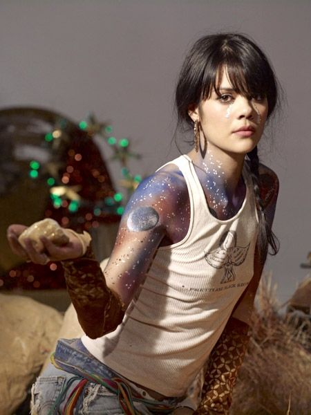 Bat for Lashes, The making of the Two Suns album.