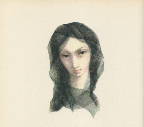 Swan Lake/ Kamil Bednář/ J.M. Dent & Sons, Ltd, 1968.  Illustrator:  Ludmila Jiřincová