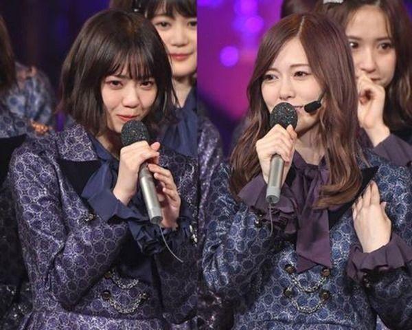 乃木坂46、レコード大賞初受賞にメンバー涙…西野七瀬「本当に信じられない」