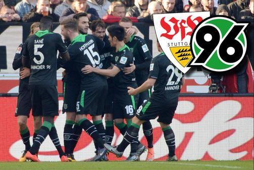 VfB Stuttgart gegen Hannover 96 – HAZ – Hannoversche Allgemeine