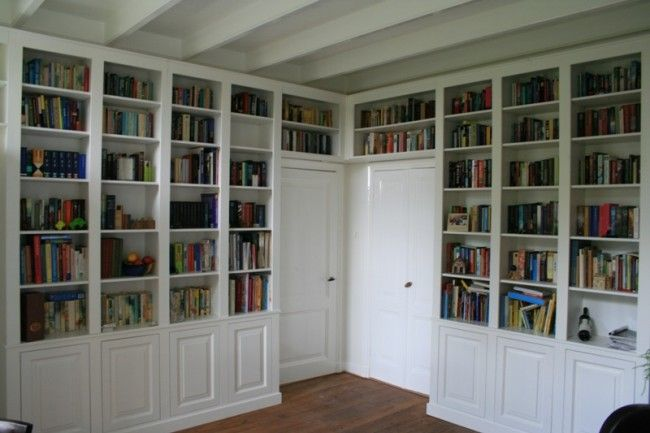 boeken kast wand jaren 30 - Google zoeken