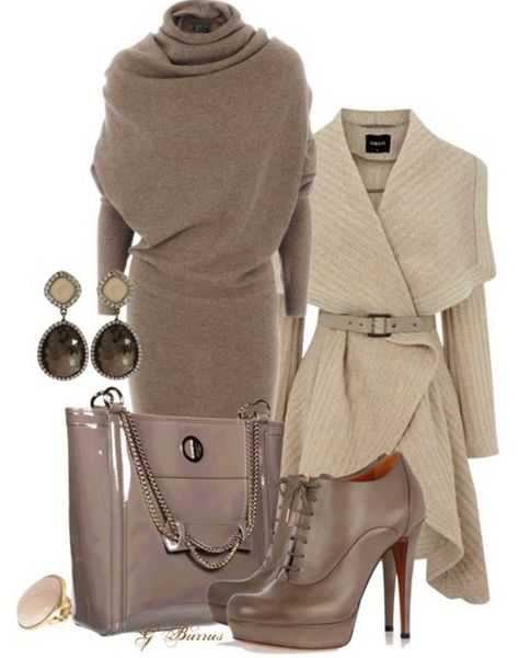Olivia Pope Fashion {Scandal}