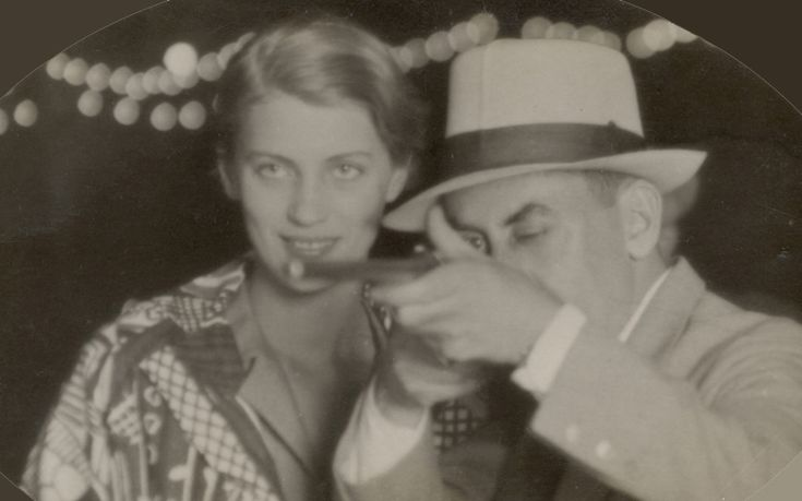 Lee Miller and Man Ray