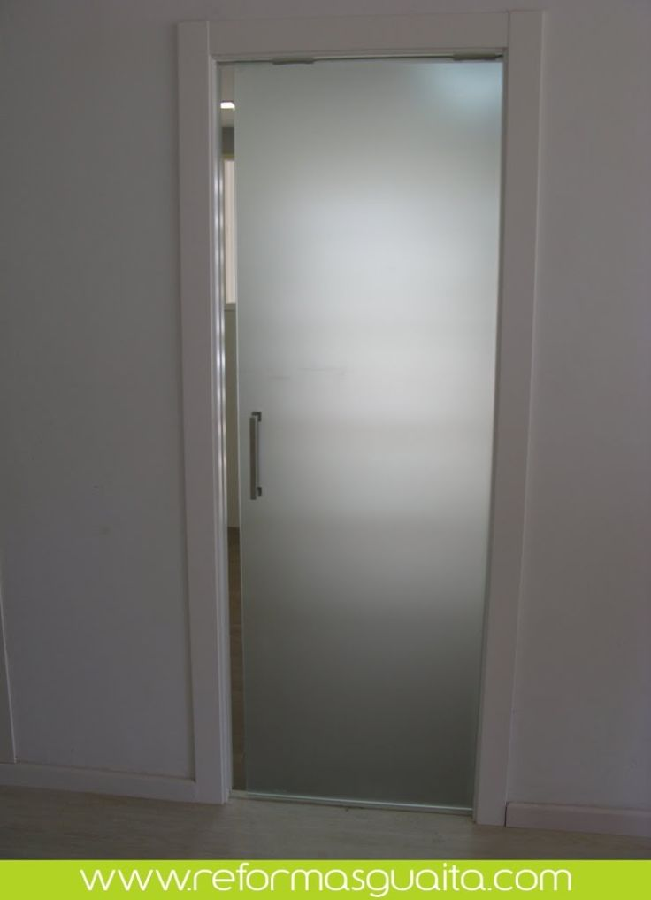 reformas guaita puertas correderas de cristal with puerta corredera cristal barata - Puertas Correderas De Cristal Baratas