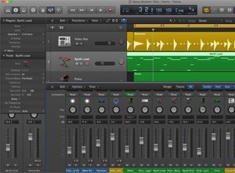 Review by pcmag.com - Apple Logic Pro X 10.1