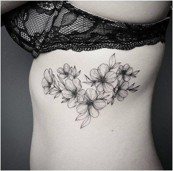 Lotus Arm Sleeve Tattoo-Ideen für Frauen bei MyBodiArt.com – Tribal Mandala Arm Bicep Tatt, #GirlsTattoos für mehr klicken.
