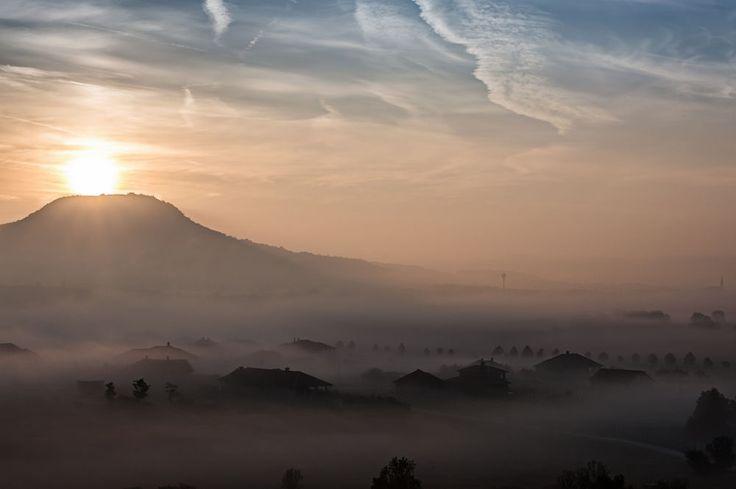 October sunrise by vajdaattila79 on 500px