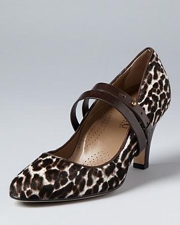 Anyi Lu Pointed Toe Pumps - Serena High Heel |