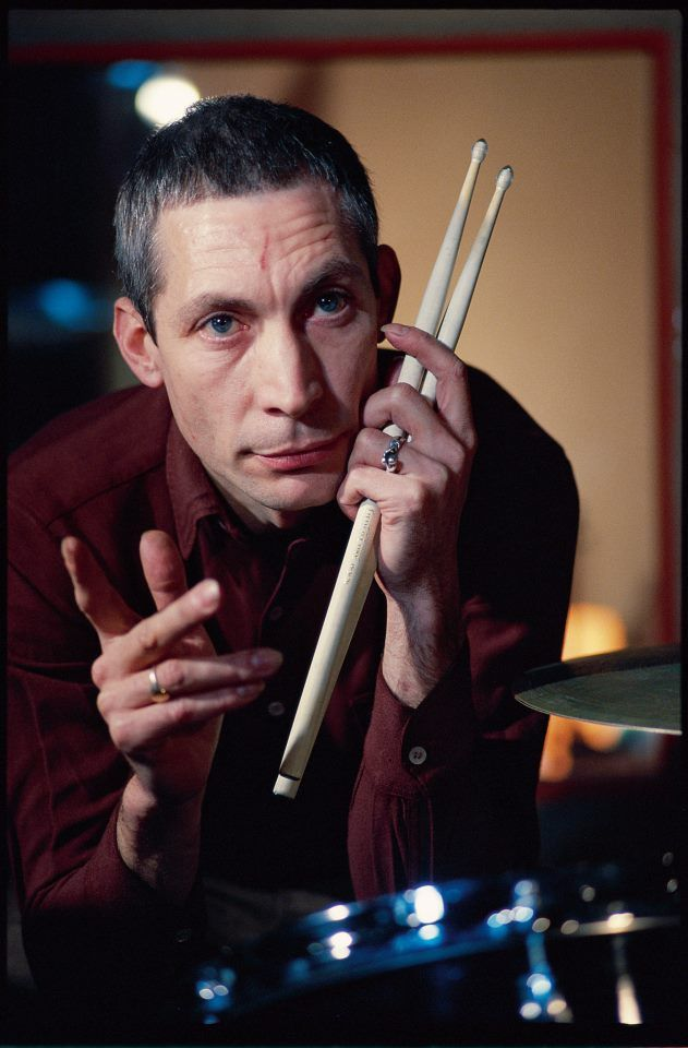 The Rolling Stones <3 Charlie Watts <3