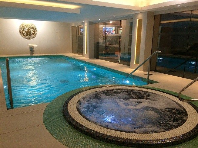54 best luxury spa hotels in the uk images on pinterest - Best indoor swimming pools in london ...