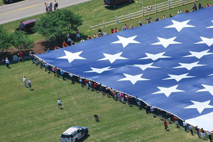 largest flag in the world