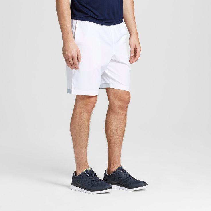 Men's Tennis Shorts - C9 Champion White Xxl