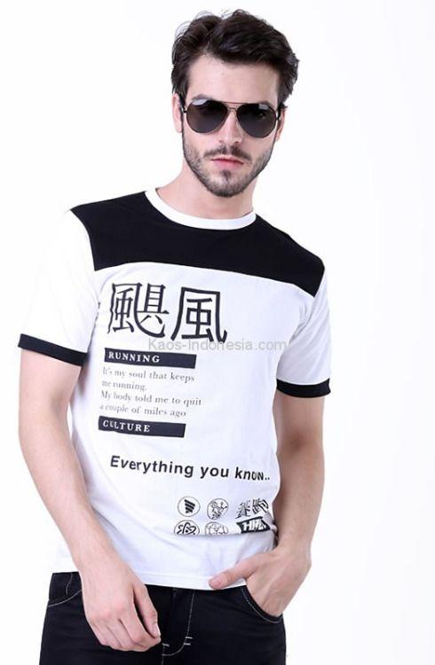 Kaos pria H 0088 adalah kaos pria yang nyaman untuk dipakai...