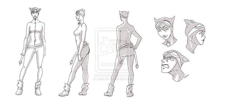http://pain16.deviantart.com/art/catwoman-character-sheet-210909454
