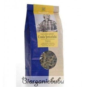 Ceai ecologic din plante Coada soricelului (Achillea millefoliu), vrac, 50 g