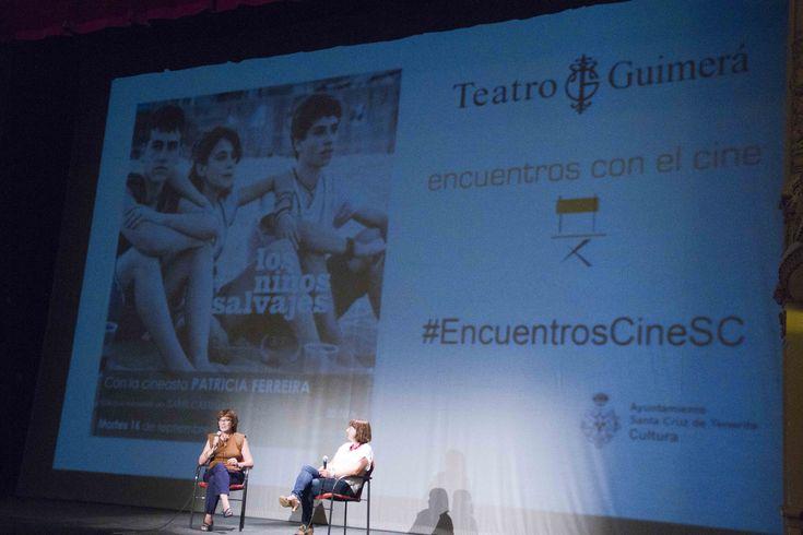 EL ENCUENTRO CON PATRICIA FERREIRA EN FOTOS http://encuentrosconelcine.wordpress.com/2014/09/17/el-encuentro-con-patricia-ferreira-en-fotos/