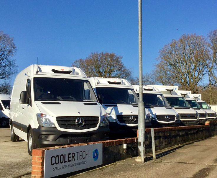 What a difference a day makes. Yesterday fog. Today sunshine.  #Coolertechltd #fridgevan #refrigeratedvehicle #refrigeratedvan #insulatedvehicle #insulatedvan #chiller #temperaturecontrolledvehicle #temperaturecontrolledvan #commercialvehicle #vehicle #van