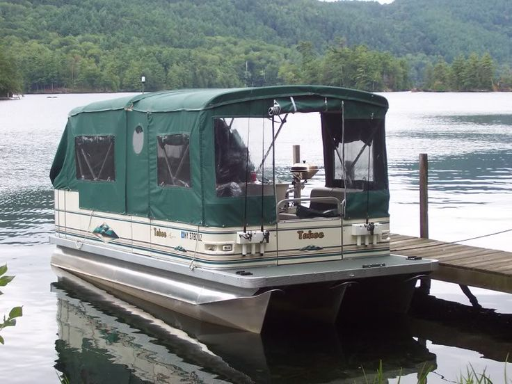 Pontoon Boat Enclosures | Pontoon Boat & Deck Boat Forum ...