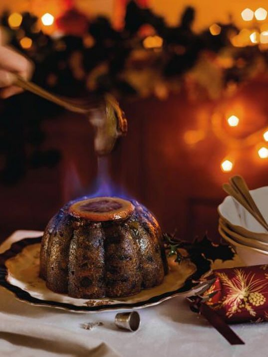 The Ultimate Christmas Pudding - Sainsbury