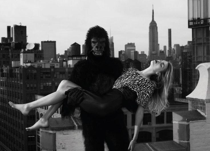 """Primal Desire"" starring Daphne Groeneveld | Vs. Magazine"