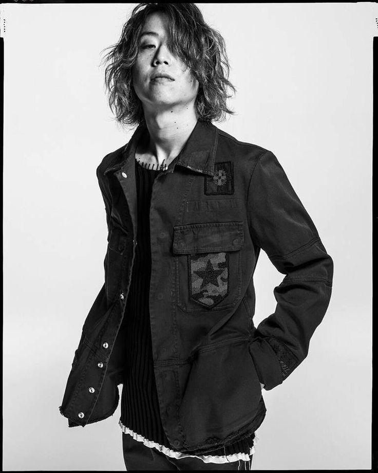 Tomoya from ONE OK ROCK - GQ Japan https://www.instagram.com/p/BSKocaKhyw0/