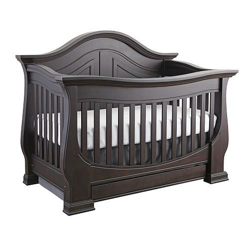 Eco Chic Baby Dorchester 4 In 1 Convertible Crib With