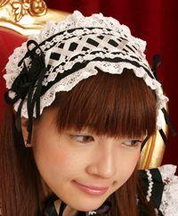 How to: Gothic Lolita headdress