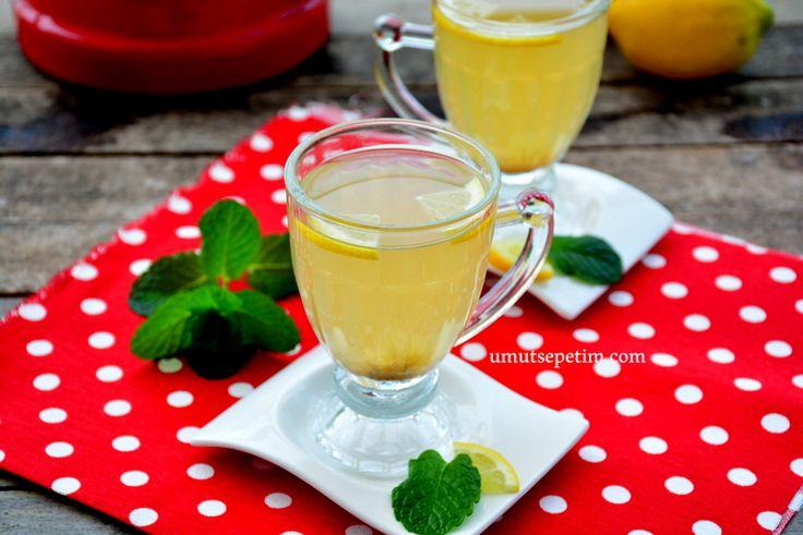 Soğuk Algınlığına Şifa Kış Çayı Tarifi