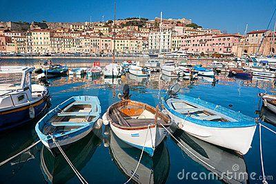 Portoferraio - Isola d'Elba - Toscana