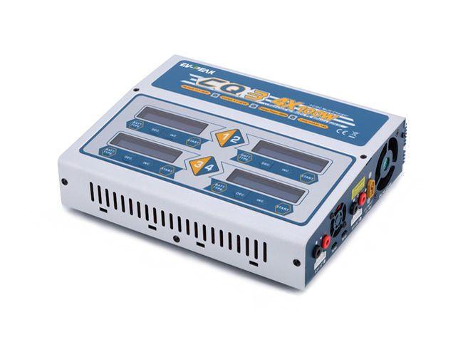 Ev Peak Cq3 Quad 4 Port 10amps 400watts Ac Dc Lipo Lihv Battery