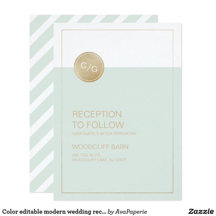Best 25+ Modern Wedding Reception Ideas On Pinterest