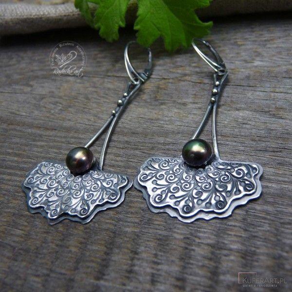 Madlen kolczyki srebro - Kolczyki - Biżuteria srebrna