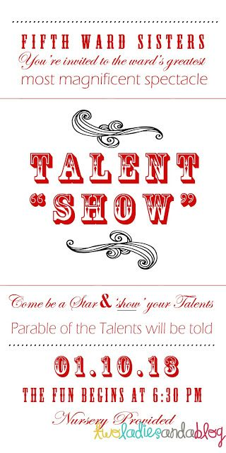 Best Talent Show Images On   Families Ideas Para