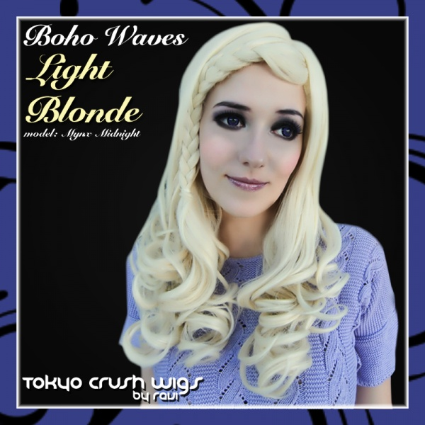Boho Waves- Light Blonde $47.99 with free shipping within the U.S.