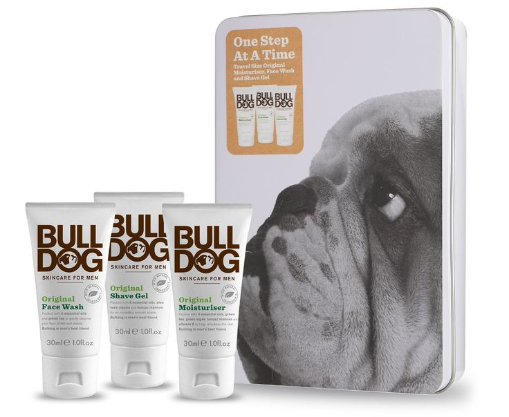 Free Bulldog Skincare Set A chance to claim 1 of 100 FREE Bulldog skincare kits, simply go to their website and fill in your details.  The lucky person will receive an Original Face Wash, Face Scrub, Shaving Gel and Moisturiser. http://www.isjustfree.com/pages.asp?id=1146&keyword=Skincare-Set