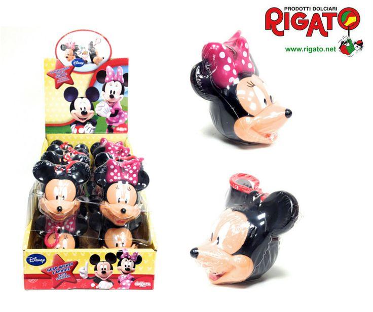 #Minnie e #Topolino portano caramelle pet tutti... e una volta finite ?!? Scopri come utilizzare gli splendidi portachiavi >>
